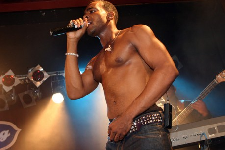 Mario performs onstage at B.B. Kings on July 11, 2008 in New York City