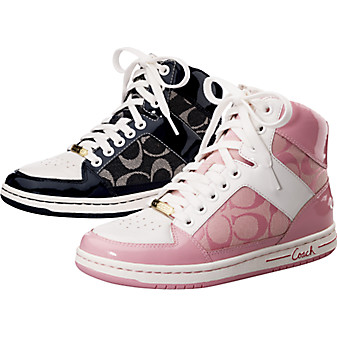 coach boots outlet h5rn  coach sneakers for kids