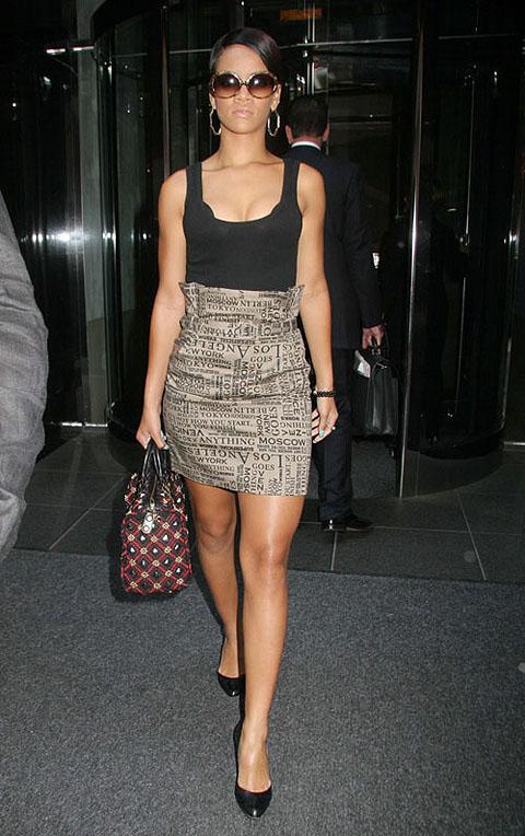 Chris Brown And Rihanna Out Yosayword